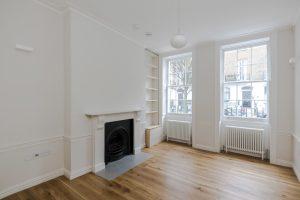 Upper Montagu Street, London. W1H